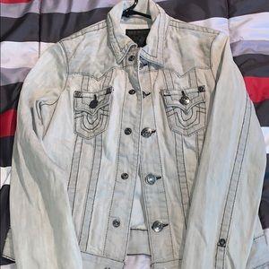 Woman's denim jacket ! Small